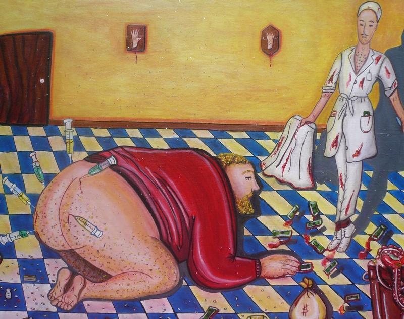 The Sadist and the Hypochondriac