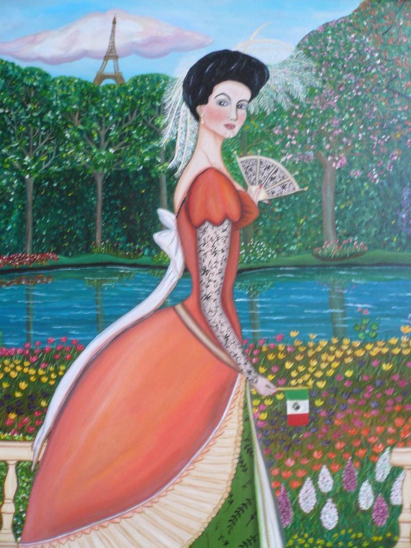 La Doña en Paris